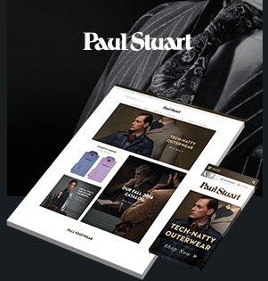 Paul Stuart Logo